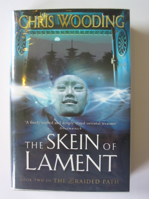 Photo of THE SKEIN OF LAMENT written by Wooding, Chris published by Gollancz (STOCK CODE: 724374)  for sale by Stella & Rose's Books