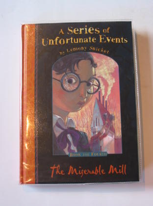Photo of A SERIES OF UNFORTUNATE EVENTS: THE MISERABLE MILL written by Snicket, Lemony illustrated by Helquist, Brett published by Egmont Books Ltd. (STOCK CODE: 726870)  for sale by Stella & Rose's Books