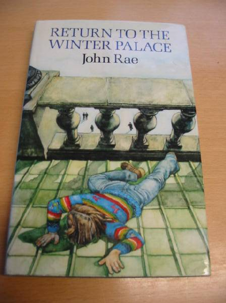 Photo of RETURN TO THE WINTER PALACE written by Rae, John illustrated by Edwards, Susan published by Hodder & Stoughton (STOCK CODE: 728261)  for sale by Stella & Rose's Books
