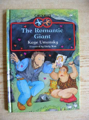 Photo of THE ROMANTIC GIANT written by Umansky, Kaye illustrated by Weir, Doffy published by Hamish Hamilton (STOCK CODE: 730516)  for sale by Stella & Rose's Books