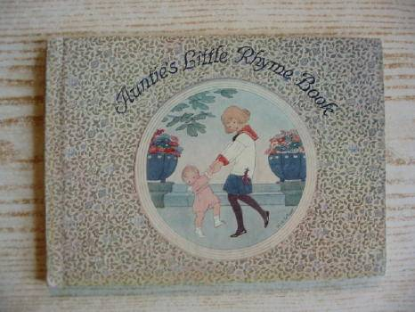 Photo of AUNTIE'S LITTLE RHYME BOOK illustrated by Willebeek Le Mair, Henriette published by Augener Ltd. (STOCK CODE: 730935)  for sale by Stella & Rose's Books