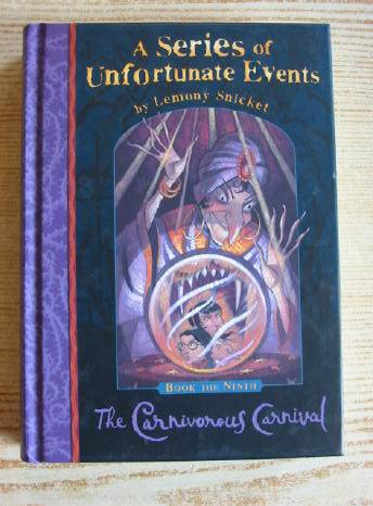 Photo of A SERIES OF UNFORTUNATE EVENTS: THE CARNIVOROUS CARNIVAL written by Snicket, Lemony illustrated by Helquist, Brett published by Egmont Books Ltd. (STOCK CODE: 731521)  for sale by Stella & Rose's Books