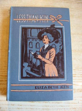Photo of LESS THAN KIN written by Ken, Elizabeth illustrated by Wilson, Oscar published by Society for Promoting Christian Knowledge (STOCK CODE: 732710)  for sale by Stella & Rose's Books