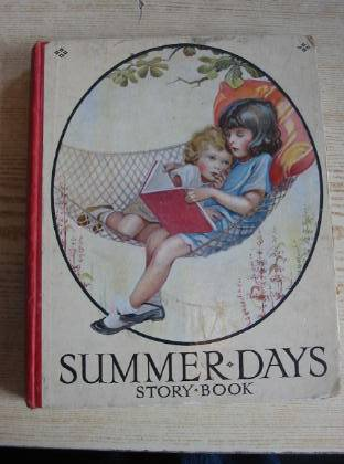 Photo of THE SUMMER DAYS STORY BOOK written by hayes, nancy<br />et al,  illustrated by Robinson, W. Heath<br />et al.,  published by Ward, Lock & Co. Ltd. (STOCK CODE: 734614)  for sale by Stella & Rose's Books