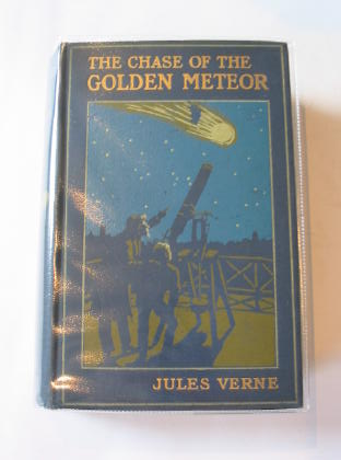 Photo of THE CHASE OF THE GOLDEN METEOR written by Verne, Jules illustrated by Roux, George published by Grant Richards (STOCK CODE: 735686)  for sale by Stella & Rose's Books