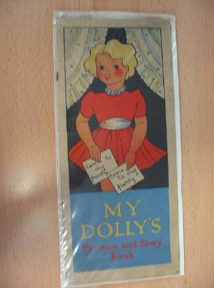 Photo of MY DOLLY'S PICTURE AND STORY BOOK published by Bairns Books Ltd. (STOCK CODE: 735725)  for sale by Stella & Rose's Books