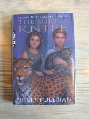 Photo of THE SUBTLE KNIFE written by Pullman, Philip published by Alfred A. Knopf, Inc. (STOCK CODE: 736956)  for sale by Stella & Rose's Books