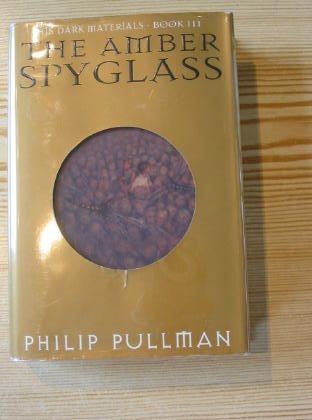 Photo of THE AMBER SPYGLASS written by Pullman, Philip published by Alfred A. Knopf, Inc. (STOCK CODE: 736968)  for sale by Stella & Rose's Books