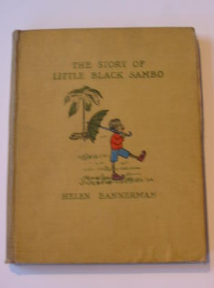 Photo of THE STORY OF LITTLE BLACK SAMBO written by Bannerman, Helen illustrated by Bannerman, Helen published by Chatto & Windus (STOCK CODE: 737194)  for sale by Stella & Rose's Books