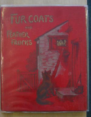 Photo of FUR COATS AND FEATHER FROCKS written by Bingham, Clifton<br />Cuthell, Edith E.<br />Vredenburg, Edric<br />et al,  illustrated by Foster, W.<br />et al.,  published by Ernest Nister (STOCK CODE: 737967)  for sale by Stella & Rose's Books
