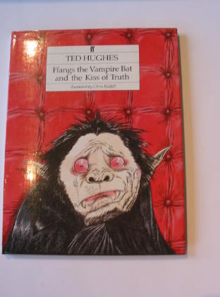 Photo of FFANGS THE VAMPIRE BAT AND THE KISS OF TRUTH written by Hughes, Ted illustrated by Riddell, Chris published by Faber & Faber (STOCK CODE: 738114)  for sale by Stella & Rose's Books