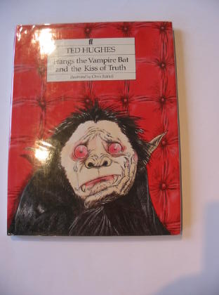 Photo of FFANGS THE VAMPIRE BAT AND THE KISS OF TRUTH written by Hughes, Ted illustrated by Riddell, Chris published by Faber & Faber (STOCK CODE: 738117)  for sale by Stella & Rose's Books