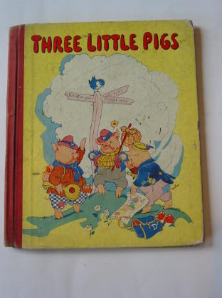 Photo of THE THREE LITTLE PIGS illustrated by Wheeler, Dorothy M. published by Juvenile Productions Ltd. (STOCK CODE: 738611)  for sale by Stella & Rose's Books