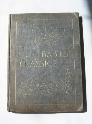Photo of BABIES' CLASSICS written by Macdonald, Lilia Scott illustrated by Hughes, Arthur published by Longmans, Green & Co. (STOCK CODE: 739075)  for sale by Stella & Rose's Books