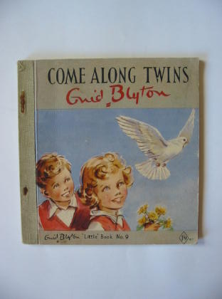 Photo of COME ALONG TWINS written by Blyton, Enid illustrated by Soper, Eileen published by Brockhampton Press Ltd. (STOCK CODE: 739612)  for sale by Stella & Rose's Books