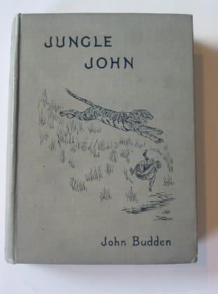 Photo of JUNGLE JOHN written by Budden, John illustrated by Browne, H.J.P. published by Longmans, Green & Co. (STOCK CODE: 739675)  for sale by Stella & Rose's Books