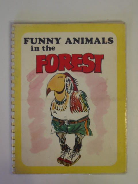 Photo of FUNNY ANIMALS IN THE FOREST published by Top Sellers Ltd. (STOCK CODE: 800082)  for sale by Stella & Rose's Books