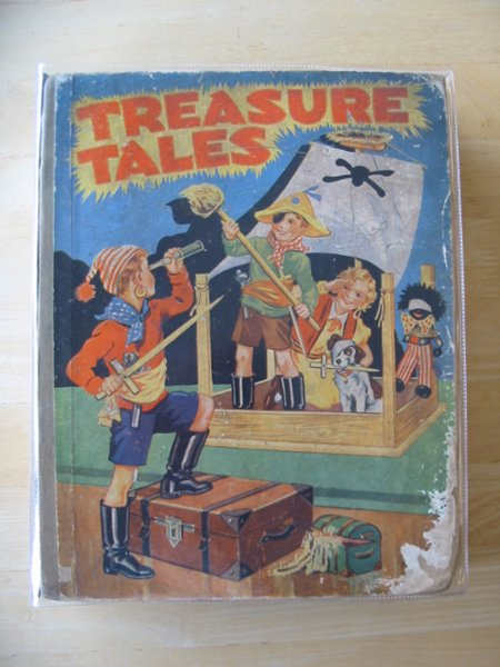 Photo of TREASURE TALES illustrated by Richardson, Agnes<br />Robinson, Gordon<br />et al.,  published by Art & Humour Publishing Co. (STOCK CODE: 802778)  for sale by Stella & Rose's Books