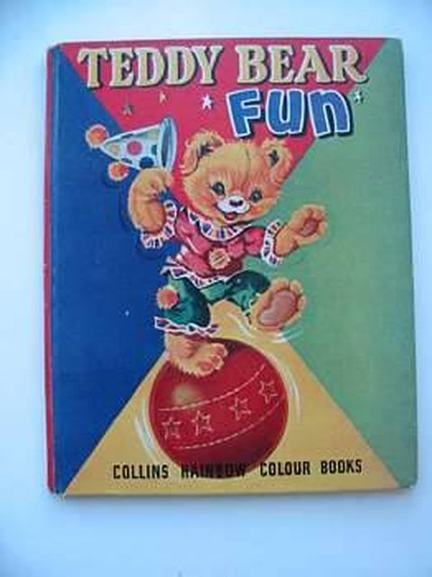 Photo of TEDDY BEAR FUN illustrated by Michman, Justin published by Collins (STOCK CODE: 804392)  for sale by Stella & Rose's Books