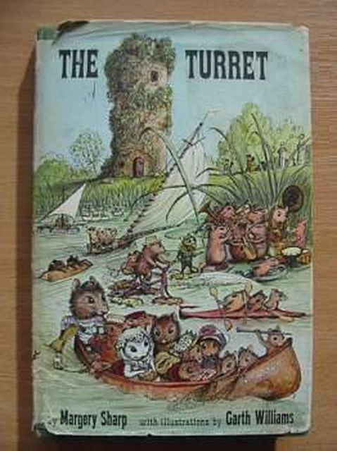 Photo of THE TURRET written by Sharp, Margery illustrated by Williams, Garth published by Collins (STOCK CODE: 804570)  for sale by Stella & Rose's Books
