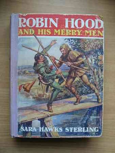 Photo of ROBIN HOOD AND HIS MERRY MEN written by Sterling, Sara Hawks illustrated by Wheelwright, Rowland published by J. Coker & Co. Ltd. (STOCK CODE: 805218)  for sale by Stella & Rose's Books
