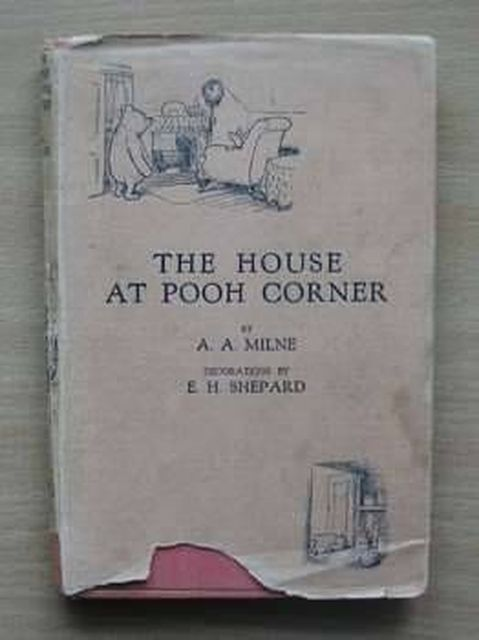 Photo of THE HOUSE AT POOH CORNER written by Milne, A.A. illustrated by Shepard, E.H. published by Methuen & Co. Ltd. (STOCK CODE: 805367)  for sale by Stella & Rose's Books