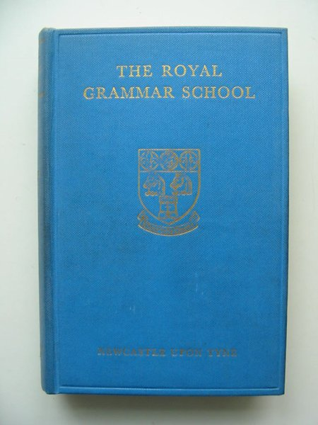 Photo of REGISTER OF THE ROYAL GRAMMAR SCHOOL NEWCASTLE UPON TYNE 1545-1954 written by Stevens, B.D. published by Northumberland Press (STOCK CODE: 806293)  for sale by Stella & Rose's Books
