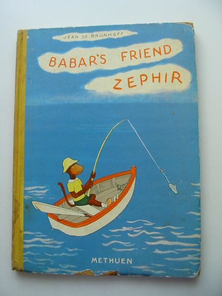 Photo of BABAR'S FRIEND ZEPHIR written by De Brunhoff, Jean illustrated by De Brunhoff, Jean published by Methuen & Co. Ltd. (STOCK CODE: 806914)  for sale by Stella & Rose's Books