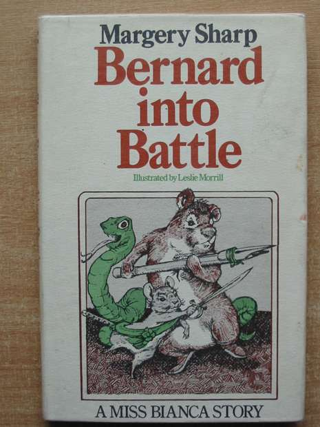 Photo of BERNARD INTO BATTLE written by Sharp, Margery illustrated by Morrill, Leslie published by Heinemann (STOCK CODE: 806925)  for sale by Stella & Rose's Books