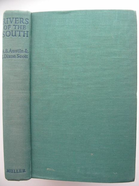 Photo of RIVERS OF THE SOUTH written by Austin, A.B. published by Frederick Muller Limited (STOCK CODE: 807015)  for sale by Stella & Rose's Books