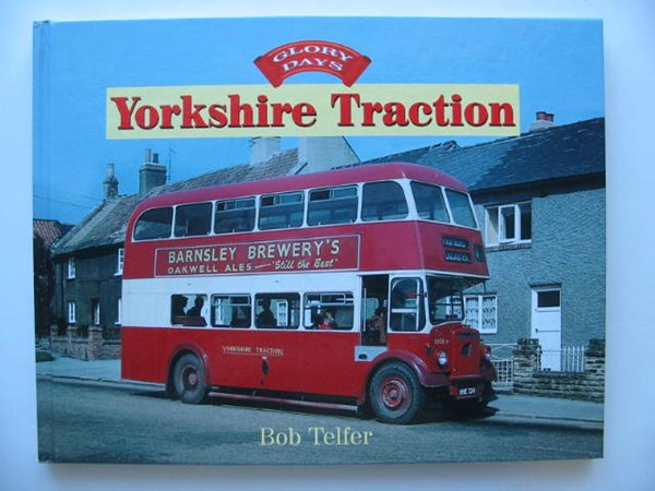 Photo of YORKSHIRE TRACTION written by Telfer, Bob published by Ian Allan (STOCK CODE: 808812)  for sale by Stella & Rose's Books