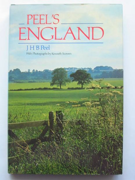Photo of PEEL'S ENGLAND written by Peel, J.H.B. published by Book Club Associates (STOCK CODE: 808837)  for sale by Stella & Rose's Books