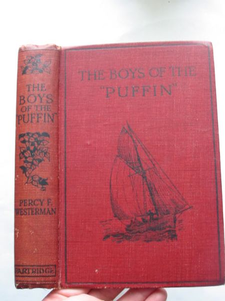 Photo of THE BOYS OF THE PUFFIN written by Westerman, Percy F. illustrated by Goss, G.W. published by Partridge (STOCK CODE: 809161)  for sale by Stella & Rose's Books