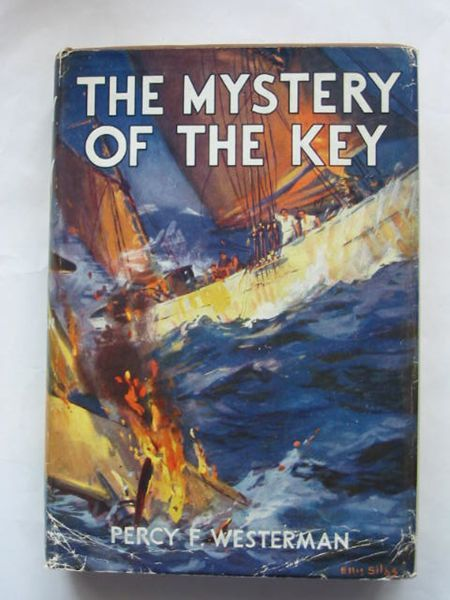 Photo of THE MYSTERY OF THE KEY written by Westerman, Percy F. illustrated by Silas, Ellis published by Blackie & Son Ltd. (STOCK CODE: 809179)  for sale by Stella & Rose's Books