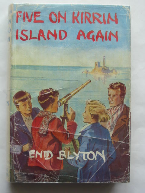 Photo of FIVE ON KIRRIN ISLAND AGAIN written by Blyton, Enid illustrated by Soper, Eileen published by Hodder & Stoughton (STOCK CODE: 809480)  for sale by Stella & Rose's Books