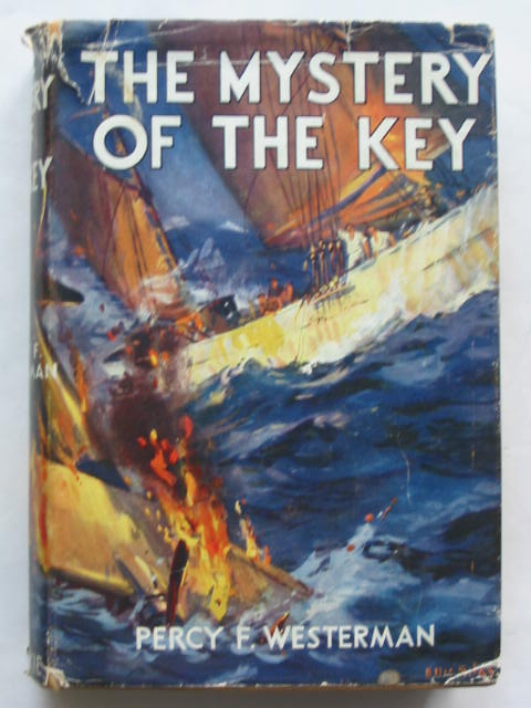 Photo of THE MYSTERY OF THE KEY written by Westerman, Percy F. illustrated by Silas, Ellis published by Blackie & Son Ltd. (STOCK CODE: 809700)  for sale by Stella & Rose's Books