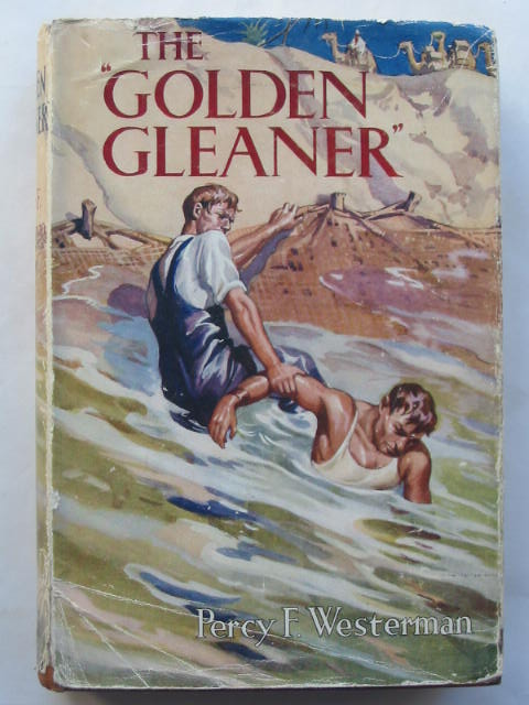 Photo of THE GOLDEN GLEANER written by Westerman, Percy F. illustrated by MacKinlay, M. published by Blackie & Son Ltd. (STOCK CODE: 809720)  for sale by Stella & Rose's Books