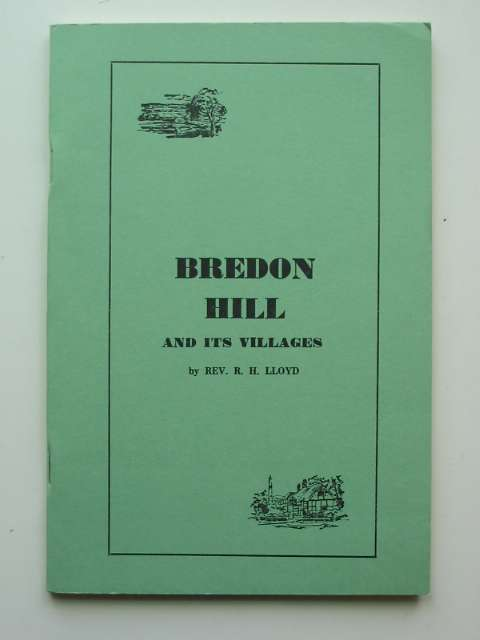 Photo of BREDON HILL AND ITS VILLAGES written by Lloyd, R.H. illustrated by Beesly, Pauline published by R.H. Lloyd (STOCK CODE: 811020)  for sale by Stella & Rose's Books