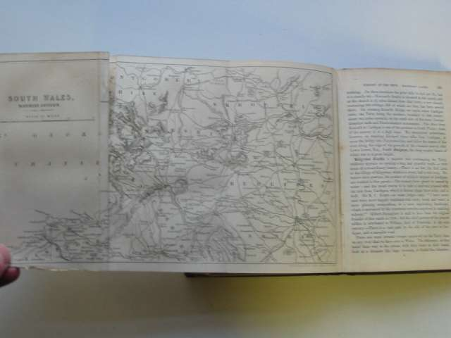 Photo of THE BOOK OF SOUTH WALES written by Cliffe, Charles Frederick published by Hamilton, Adams, and Co. (STOCK CODE: 811174)  for sale by Stella & Rose's Books