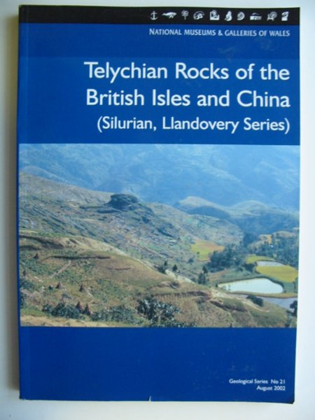 Photo of TELYCHIAN ROCKS OF THE BRITISH ISLES AND CHINA written by Holland, C.H.<br />Bassett, Michael G. published by National Museums & Galleries Of Wales (STOCK CODE: 811260)  for sale by Stella & Rose's Books