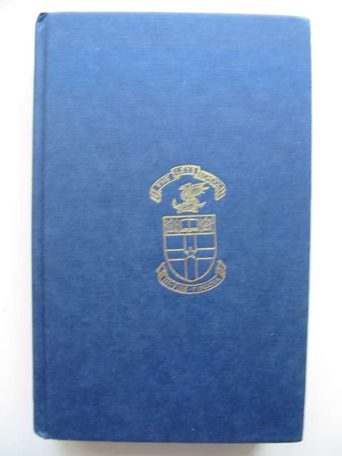 Photo of THE HANDBOOK AND DIRECTORY OF THE LEYS SCHOOL 1990 written by Howard, M.F.<br />Houghton, G.C. published by The Governors Of The Leys School (STOCK CODE: 811590)  for sale by Stella & Rose's Books
