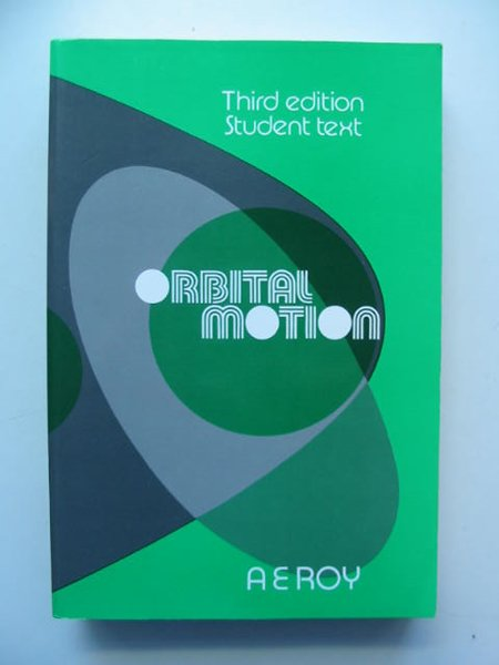Photo of ORBITAL MOTION written by Roy, A.E. published by Adam Hilger Ltd. (STOCK CODE: 811601)  for sale by Stella & Rose's Books