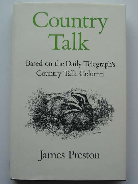 Photo of COUNTRY TALK written by Preston, James illustrated by Garland, Sarah<br />Forster, Neil published by David & Charles (STOCK CODE: 812353)  for sale by Stella & Rose's Books