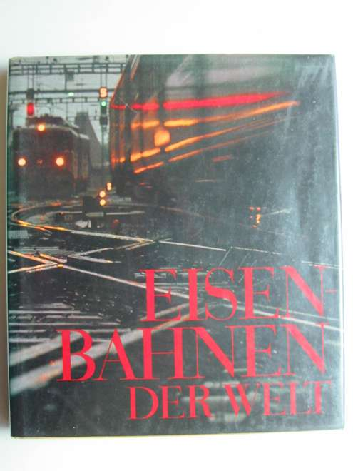 Photo of EISENBAHNEN DER WELT written by Wenger, William published by Mondo (STOCK CODE: 812591)  for sale by Stella & Rose's Books