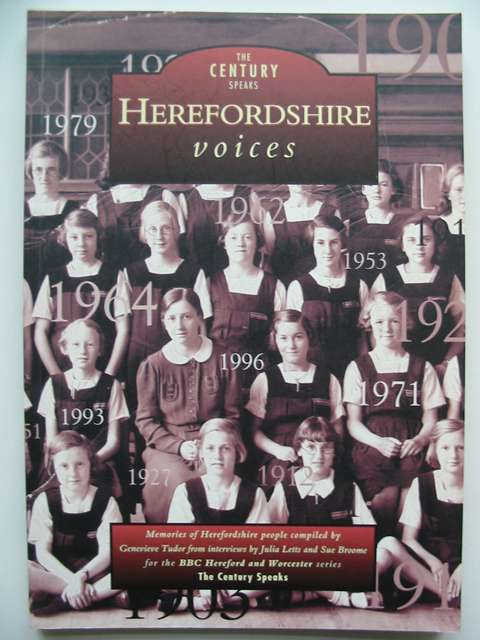 Photo of HEREFORDSHIRE VOICES published by Tempus (STOCK CODE: 813458)  for sale by Stella & Rose's Books