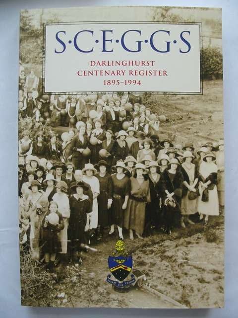 Photo of S.C.E.G.G.S. DARLINGHURST published by Allen & Unwin (STOCK CODE: 814420)  for sale by Stella & Rose's Books