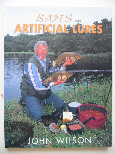 Photo of BAITS AND ARTICIAL LURES written by Wilson, John published by Boxtree (STOCK CODE: 814556)  for sale by Stella & Rose's Books