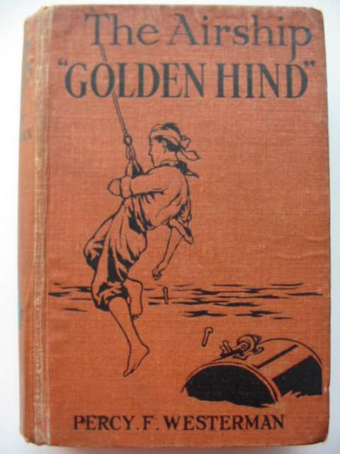 Photo of THE AIRSHIP GOLDEN HIND written by Westerman, Percy F. published by S.W. Partridge & Co. (STOCK CODE: 814604)  for sale by Stella & Rose's Books
