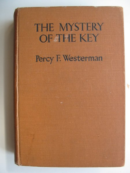 Photo of THE MYSTERY OF THE KEY written by Westerman, Percy F. illustrated by Silas, Ellis published by Blackie & Son Ltd. (STOCK CODE: 814671)  for sale by Stella & Rose's Books