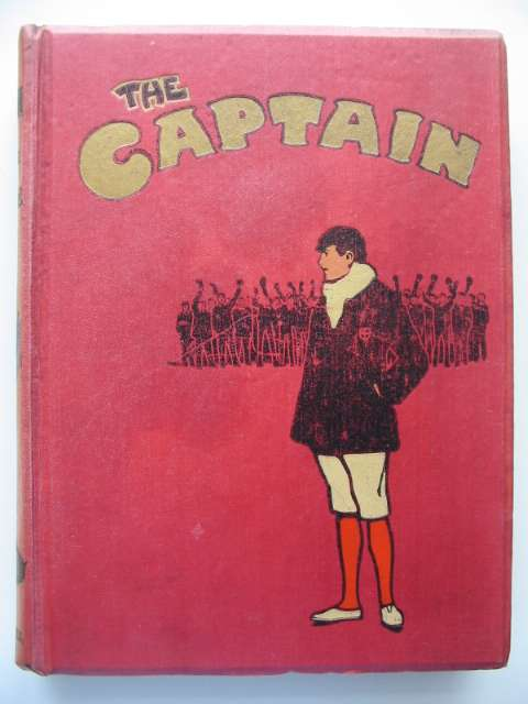 Photo of THE CAPTAIN VOL XLIV written by Westerman, Percy F.<br />Strang, Herbert<br />Brightwell, L.R.<br />et al,  illustrated by Rountree, Harry<br />Brock, H.M.<br />Heaps, Chris<br />et al.,  published by George Newnes Limited (STOCK CODE: 814757)  for sale by Stella & Rose's Books